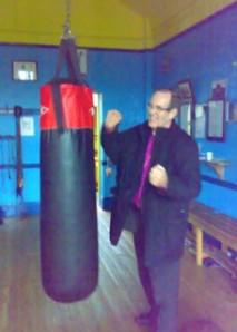 The Boxing Bishop