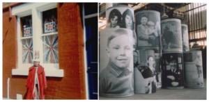 Raymond Fry (1977) and the Tyson family album