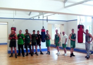 Boxers from 2nd Battalion, Royal_Fusiliers