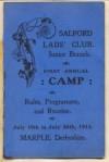 1913 Camp Card