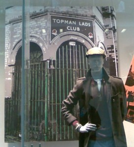 Topman Window Display