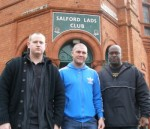 Chris, Jamie Morre and Leon