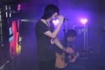 Tim Burgess performs at the Topman CTRL gig