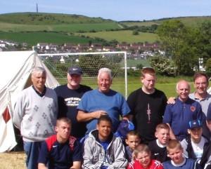 Flanny & Torky 2005 camp
