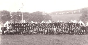 The First Salford Lads Club  Camp 1904