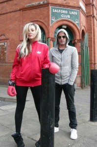 Ting Tings at Salford Lads' Club