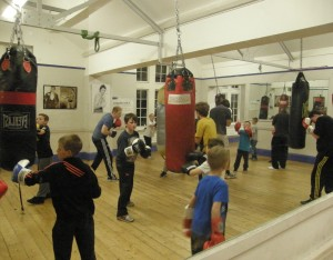junior boxing