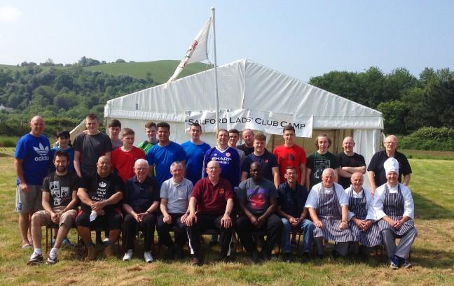 slc camp volunteers 2016