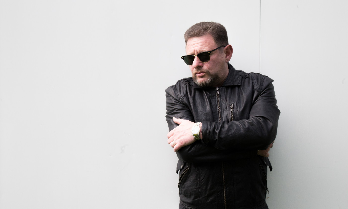 Shaun Ryder Fundraising event for the club 17th October